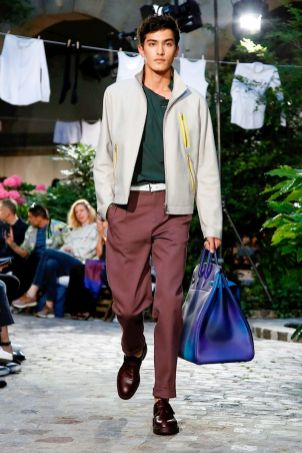 Hermes Menswear Spring Summer 2019 Paris18
