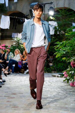 Hermes Menswear Spring Summer 2019 Paris2