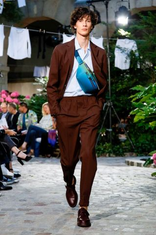 Hermes Menswear Spring Summer 2019 Paris30