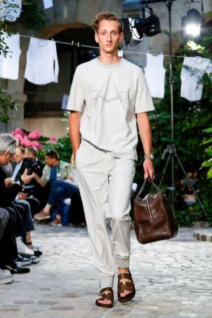 Hermes Menswear Spring Summer 2019 Paris31