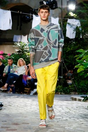 Hermes Menswear Spring Summer 2019 Paris34