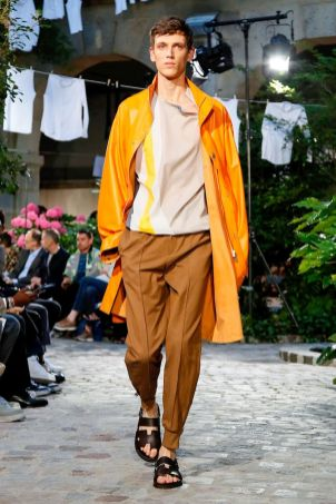 Hermes Menswear Spring Summer 2019 Paris40