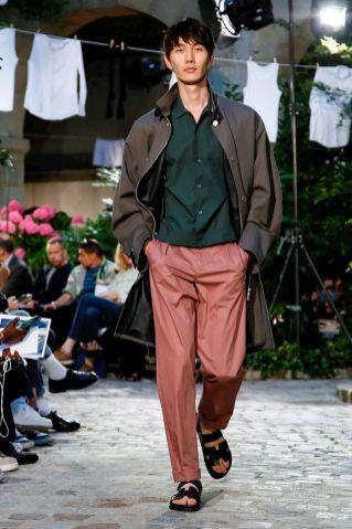 Hermes Menswear Spring Summer 2019 Paris41