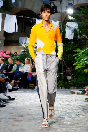 Hermes Menswear Spring Summer 2019 Paris47