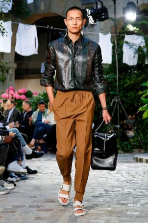 Hermes Menswear Spring Summer 2019 Paris48