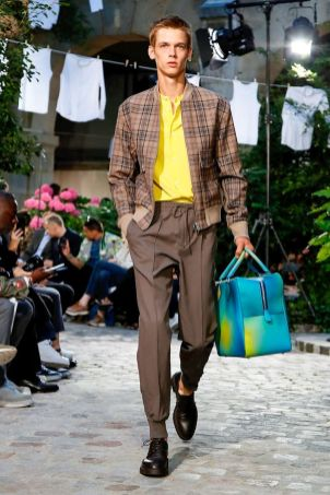 Hermes Menswear Spring Summer 2019 Paris50