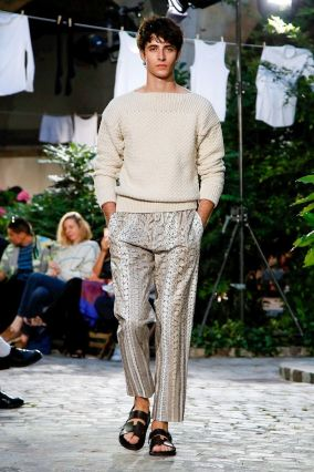 Hermes Menswear Spring Summer 2019 Paris6