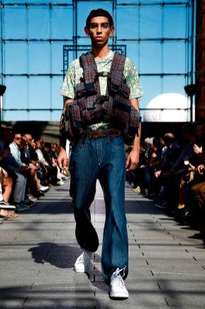 Junya Watanabe Man Menswear Spring Summer 2019 Paris24