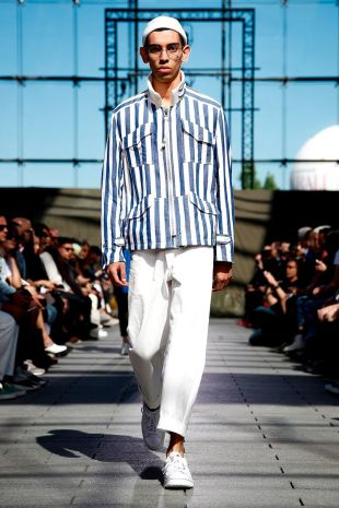 Junya Watanabe Man Menswear Spring Summer 2019 Paris37