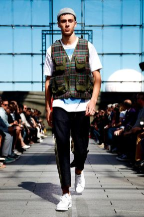 Junya Watanabe Man Menswear Spring Summer 2019 Paris7