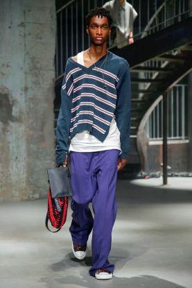Lanvin Menswear Spring Summer 2019 Paris1