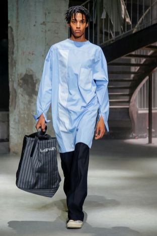Lanvin Menswear Spring Summer 2019 Paris20