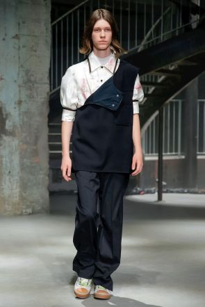 Lanvin Menswear Spring Summer 2019 Paris32