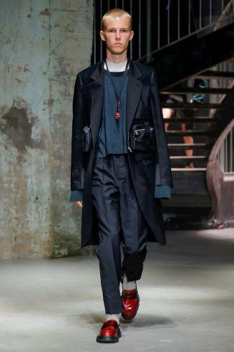 Lanvin Menswear Spring Summer 2019 Paris38