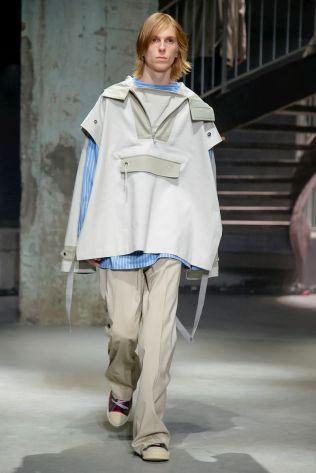 Lanvin Menswear Spring Summer 2019 Paris39