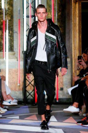 Les Hommes Menswear Spring Summer 2019 Milan15