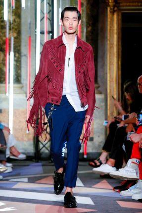 Les Hommes Menswear Spring Summer 2019 Milan23