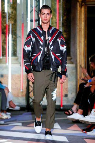 Les Hommes Menswear Spring Summer 2019 Milan26