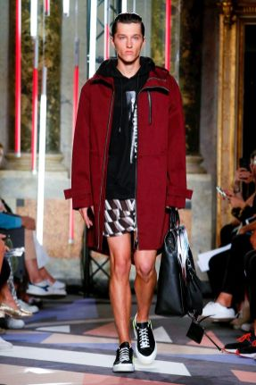Les Hommes Menswear Spring Summer 2019 Milan8