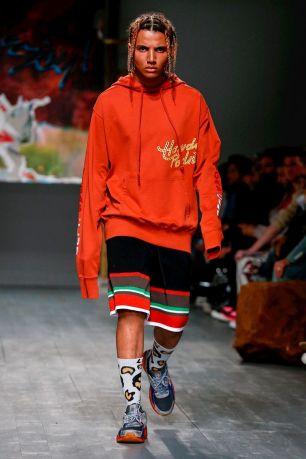 Liam Hodges Menswear Spring Summer 2019 London16
