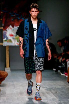 Liam Hodges Menswear Spring Summer 2019 London6