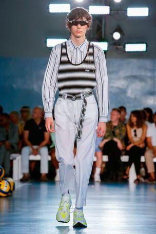 MSGM Menswear Spring Summer 2019 Milan11