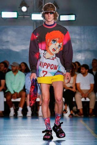 MSGM Menswear Spring Summer 2019 Milan30