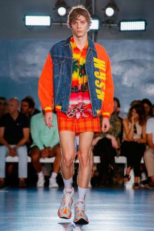MSGM Menswear Spring Summer 2019 Milan39