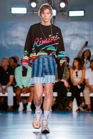 MSGM Menswear Spring Summer 2019 Milan5