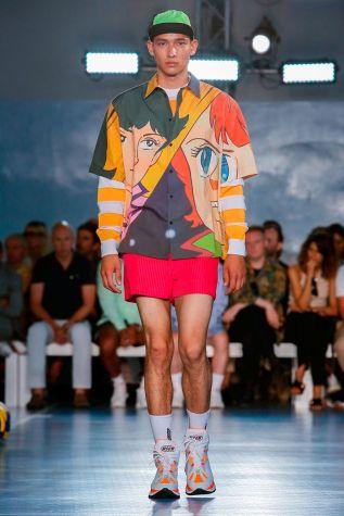 MSGM Menswear Spring Summer 2019 Milan51