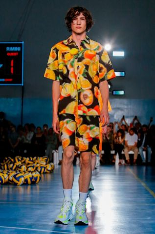 MSGM Menswear Spring Summer 2019 Milan57
