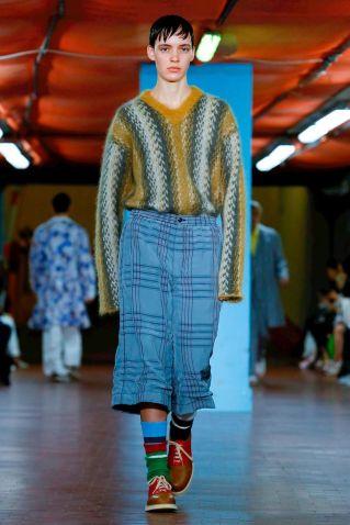 Marni Menswear Spring Summer 2019 Milan17