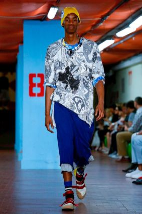 Marni Menswear Spring Summer 2019 Milan4