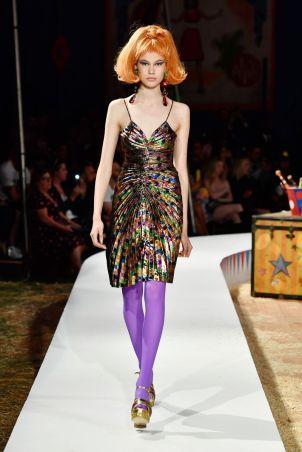 Moschino Menswear Spring Summer 2019 & Women's Resort Los Angeles21