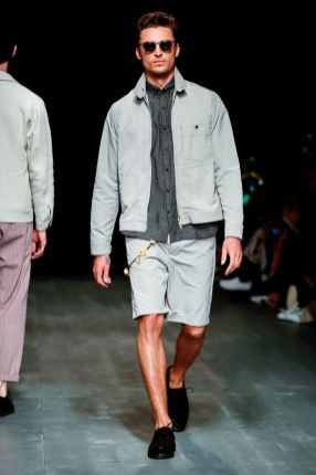 Oliver Spencer Menswear Spring Summer 2019 London13