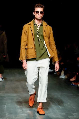 Oliver Spencer Menswear Spring Summer 2019 London28