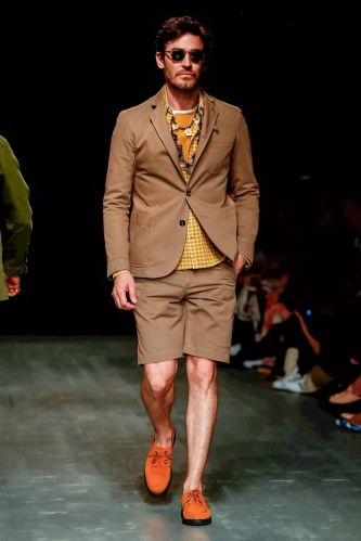 Oliver Spencer Menswear Spring Summer 2019 London30