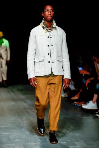 Oliver Spencer Menswear Spring Summer 2019 London32