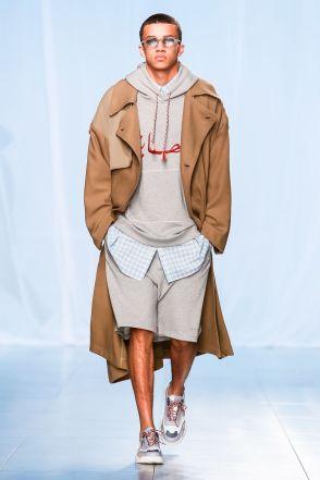 Qasimi Menswear Spring Summer 2019 London15