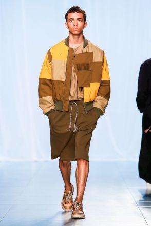Qasimi Menswear Spring Summer 2019 London21
