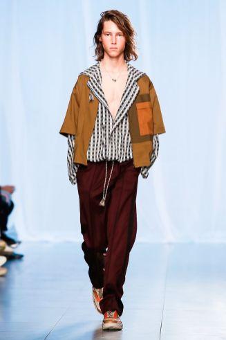 Qasimi Menswear Spring Summer 2019 London24
