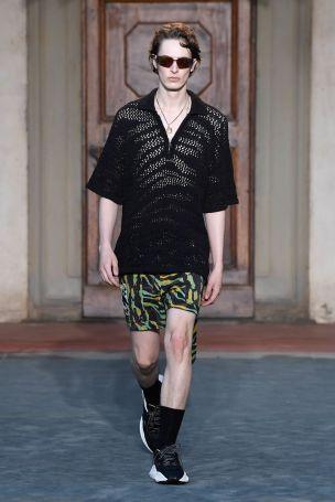 Roberto Cavalli Menswear Spring Summer 2019 Florence11