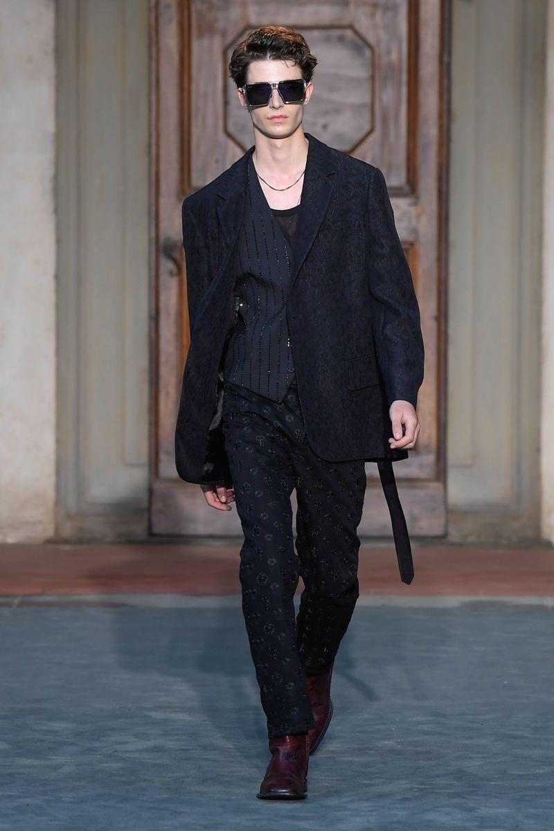 Roberto Cavalli Menswear Spring Summer 2019 Florence13
