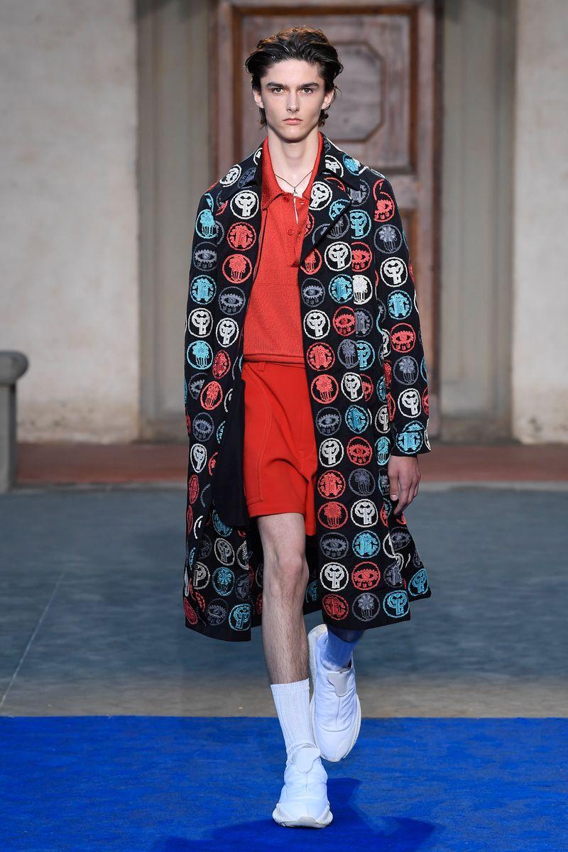 Roberto Cavalli Menswear Spring Summer 2019 Florence14