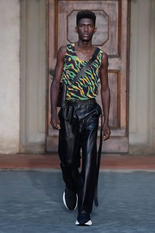 Roberto Cavalli Menswear Spring Summer 2019 Florence2