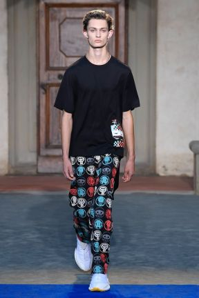 Roberto Cavalli Menswear Spring Summer 2019 Florence22