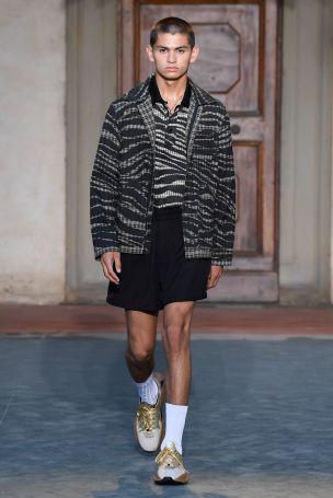 Roberto Cavalli Menswear Spring Summer 2019 Florence5