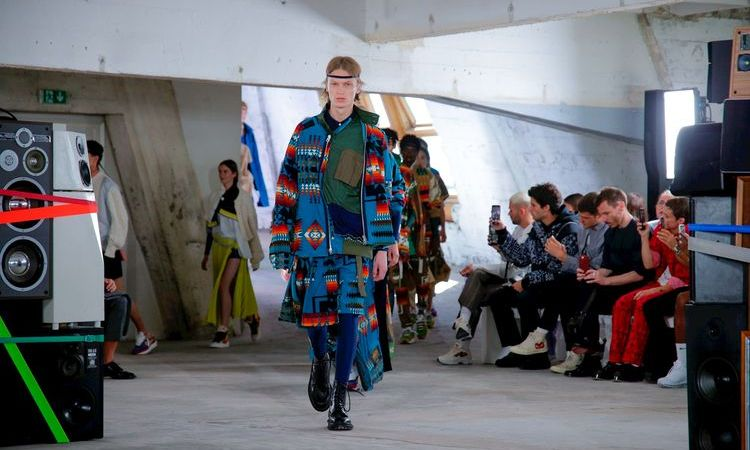 Sacai Spring Summer 2019 Paris