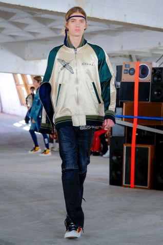 Sacai Menswear Spring Summer 2019 Paris14