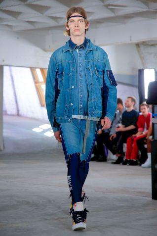 Sacai Menswear Spring Summer 2019 Paris16